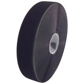Black Loop Side adhesive back 2 inch x 25 yard Roll