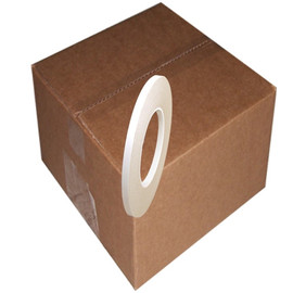 Pro 410 Double Coated Corrugators Splicing Tape 1/4 inch x 55 yard Roll (336 Roll/Pack)