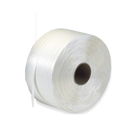 Poly Cord Strapping White 5/8 inch x 3000 ft Coil