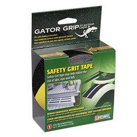 Gator Grip Black/Yellow Anti-Slip Tape 2 inch x 15 ft Roll
