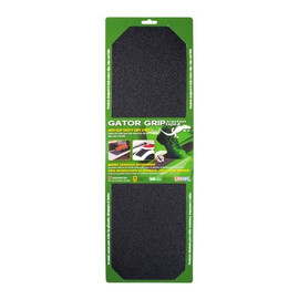 Gator Grip Black Anti Slip Safety Grit Tape Strip 6 inch x 21 inch
