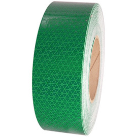 Green Oralite Retroreflective Tape 5 year 2 inch x 50 yard Roll