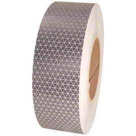 White Oralite Retroreflective Tape 5 year 2 inch x 50 yard Roll