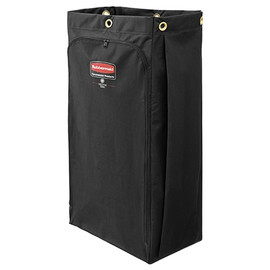 Replacement Bag 11 inch x 17 inch x 33 inch for Housekeeping Cart