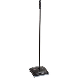 Rubbermaid Dual-Action Brushless Sweeper 7 1/2 inch Path