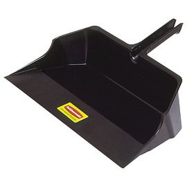 Rubbermaid Jumbo Heavy-Duty Dust Pan 22 inch
