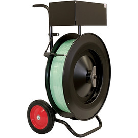 Heavy-Duty Strapping Cart