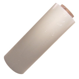 Blown Hand Stretch Film 18 inch x 75 Gauge x 1500 ft Roll (4 Roll/Pack)