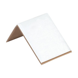 Medium Duty Strapping Protectors 3 inch x 3 inch x 3 inch (720 Per/Pack)