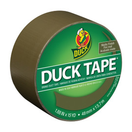 Olive Duck brand Duct Tape 1.88 inch x 15 yard