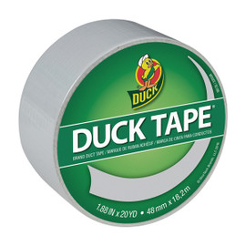 Dove Grey Duck brand Duct Tape 1.88 inch x 20 yard Roll