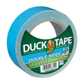 Double Sided Duck brand Duct Tape 1.41 inch x 12 yard Roll