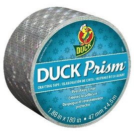 Prism Tape Duck Brand Squares 1.88 in X 5 yd