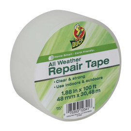 Duck Brand All Weather Repair Tape 1.88 inch x 100 ft