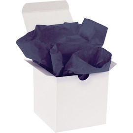 Tissue Paper Midnight Blue 20 inch x 30 inch (480 Per/Pack)