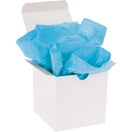 Tissue Paper Turquoise 20 inch x 30 inch (480 Per/Pack)