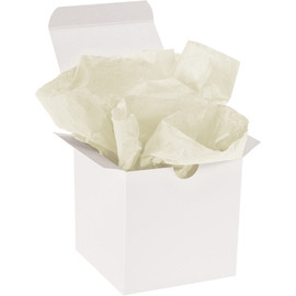 Tissue Paper French Vanilla 20 inch x 30 inch (480 Per/Pack)