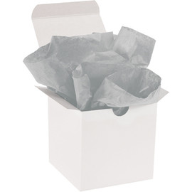 Tissue Paper Light Gray 20 inch x 30 inch (480 Per/Pack)