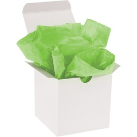 Tissue Paper Citrus Green 20 inch x 30 inch (480 Per/Pack)