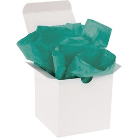 Tissue Paper Teal 20 inch x 30 inch (480 Per/Pack)