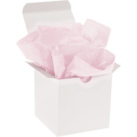 Tissue Paper Light Pink 20 inch x 30 inch (480 Per/Pack)