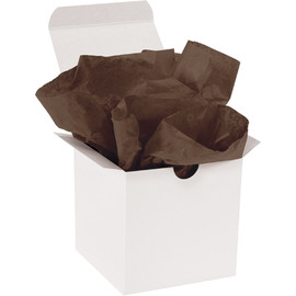 Tissue Paper Brown 20 inch x 30 inch (480 Per/Pack)