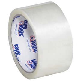 Tape Logic #600 Economy Packing Tape Clear 2 inch x 55 yard (6 Pack)