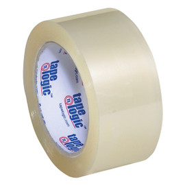 Tape Logic #170 Industrial Carton Sealing Tape Clear 2 inch x 110 yard (6 Pack)