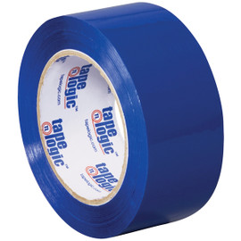 Tape Logic Blue Carton Sealing Tape 2 inch x 110 yard (36 Roll/Pack)