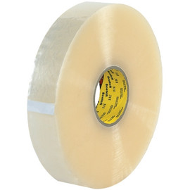 3M 311 Carton Sealing Tape Clear 2 inch x 1000 yard Roll (6 Roll/Pack)
