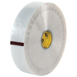 3M 355 Carton Sealing Tape Clear 3 inch x 1000 yard Roll (2 Roll/Pack)