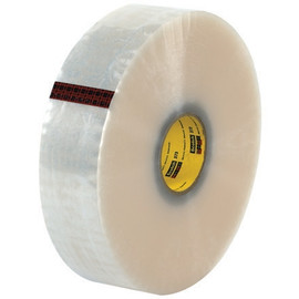 3M 373 Carton Sealing Tape Clear 3 inch x 1000 yard Roll (4 Roll/Pack)