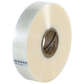 3M 369 Carton Sealing Tape Clear 2 inch x 1000 yard Roll (6 Roll/Pack)