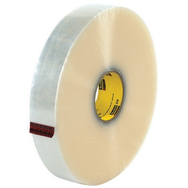 3M 373 Carton Sealing Tape Clear 2 inch x 1000 yard Roll (6 Roll/Pack)