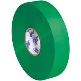 Tape Logic #700 Economy Packing Tape Green 2 inch x 1000 yard (6 Roll/Pack)