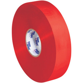 Tape Logic #700 Economy Packing Tape Red 2 inch x 1000 yard (6 Roll/Pack)