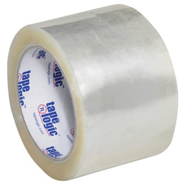 Tape Logic #1000 Economy Packing Tape Clear 3 inch x 55 yard (6 Pack)