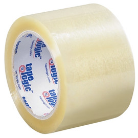 Tape Logic #160 Industrial Carton Sealing Tape 3 inch x 110 yard (24 Roll/Pack)