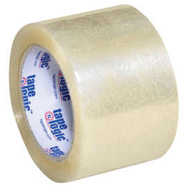 Tape Logic #170 Industrial Carton Sealing Tape Clear 3 inch x 110 yard (6 Pack)