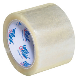 Tape Logic #291 Industrial Carton Sealing Tape Clear 3 inch x 55 yard (24 Roll/Pack)