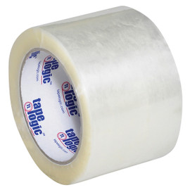 Tape Logic #600 Economy Packing Tape Clear 3 inch x 110 yard (24 Roll/Pack)