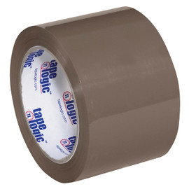 Tape Logic #600 Economy Packing Tape Tan 3 inch x 110 yard (6 Pack)