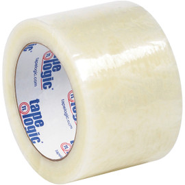 Tape Logic #6651 Cold Temperature Tape 3 inch x 110 yard Roll (24 Roll/Pack)
