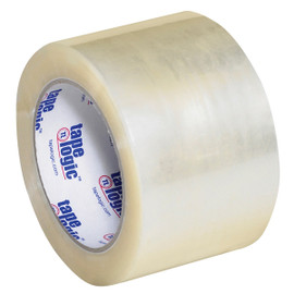 Tape Logic #700 Economy Packing Tape Clear 3 inch x 110 yard (24 Roll/Pack)