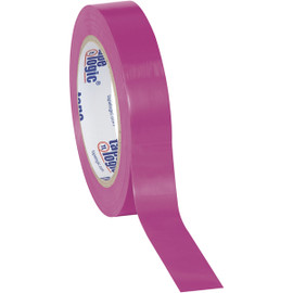 Tape Logic Purple Solid Vinyl Safety Tape 1 inch x 36 yard Roll (48 Roll/Pack)