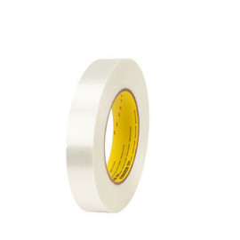 3M 893 Strapping Tape 3/4 inch x 60 yard (48 Roll/Pack)