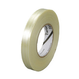 3M 8932 Strapping Tape 3/4 inch x 60 yard (48 Roll/Pack)