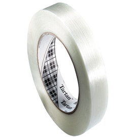 3M 8934 Strapping Tape 3/4 inch x 60 yard (48 Roll/Pack)