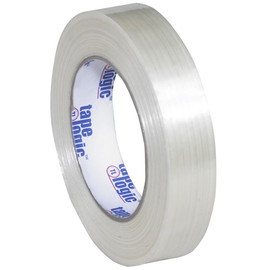 Tape Logic 1550 Strapping Tape 1 inch x 60 yard (12 Pack)
