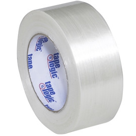 Tape Logic 1500 Strapping Tape 2 inch x 60 yard (12 Pack)